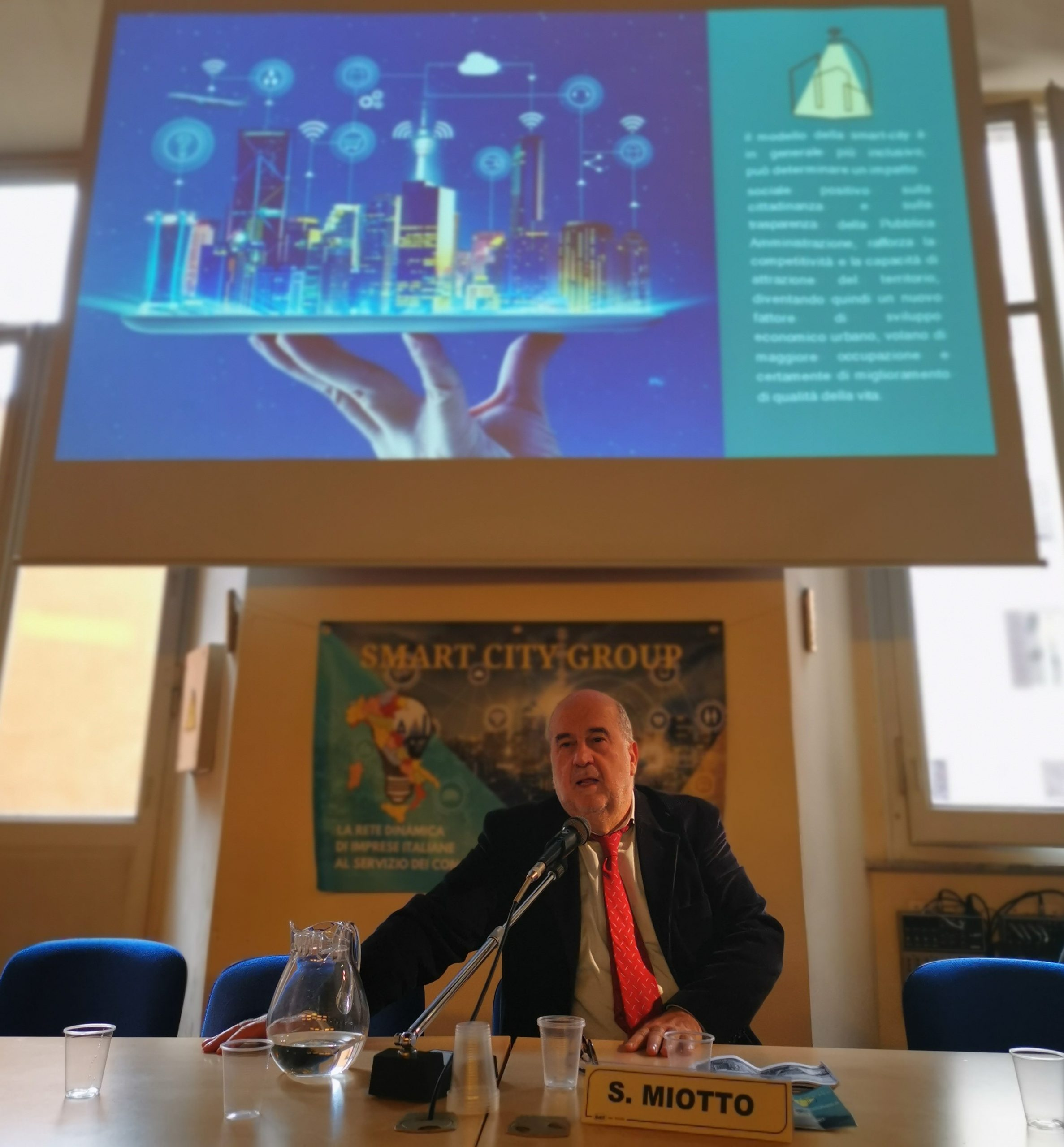 S. MIOTTO (SMART CITY GROUP)